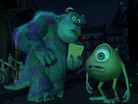Sulley e Mike - Monsters e Co