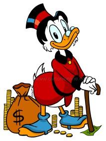 Farbror Scrooge