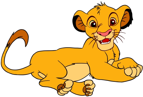 Simba lejonkungen