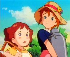 Remy y Nana