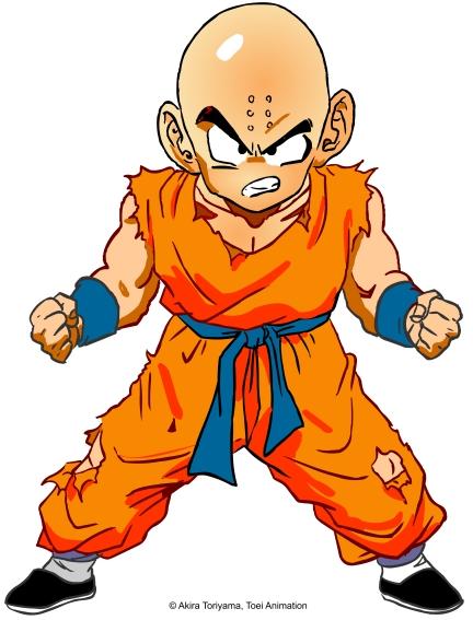 Kulilin - Dragon Ball