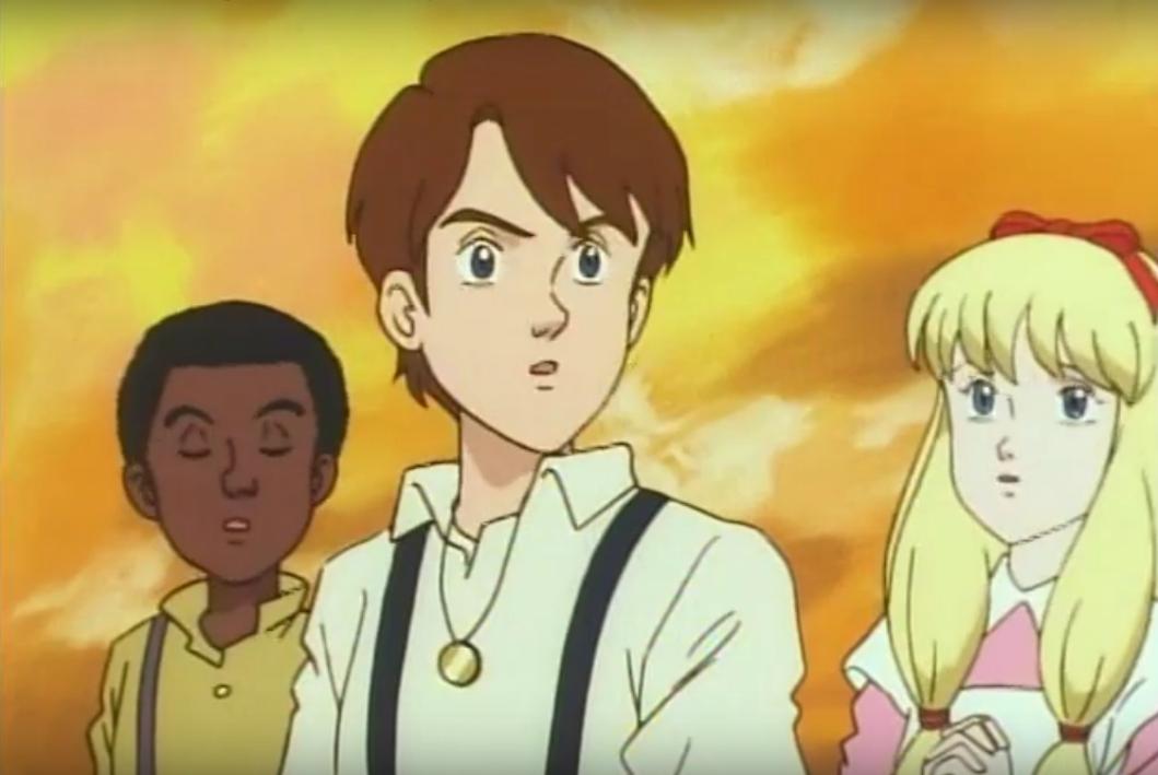 Fiocchi di cotone per Jeanie, la serie animata