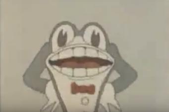 Retournez la grenouille