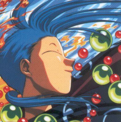 Chichiri - Fushigi Yugi