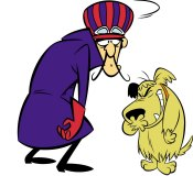 Dick Dastardly y Muttley