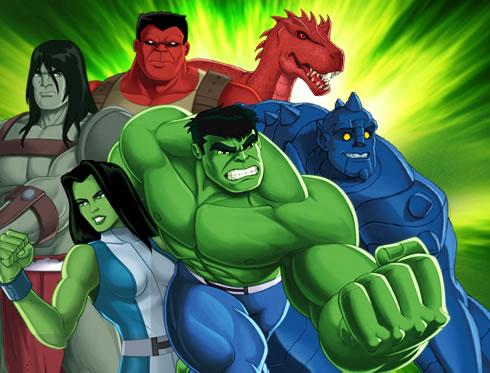 disegni da colorare hulk e gli agenti smash