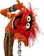 Animal la rockstar dei Muppet
