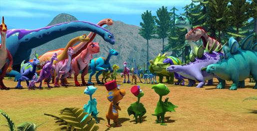 Il treno dei dinosauri