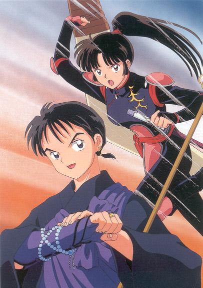 Sango e Miroku