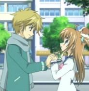 Rencontre entre Seiji et Kilari