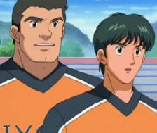 Kamata og Sako - Hjerteteam - Hungry Heart