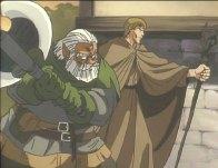 Lodoss War - Gim and Slayn
