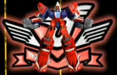 Iper Jet Robo - Machine Robo Rescue