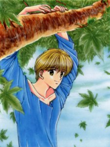 Yuu Matsura - Marmoladowy chłopiec