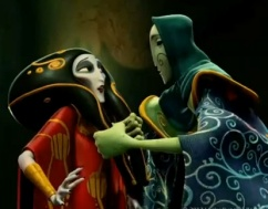Panthea ed il generale Gargona - Mia and Me