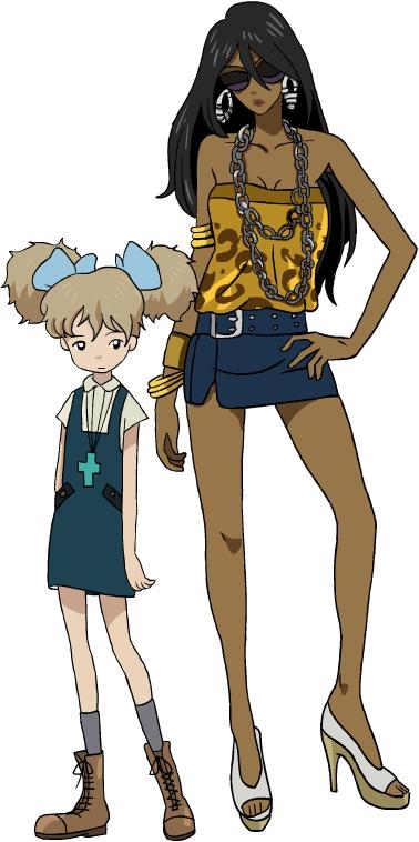 Michiko e Hatchin