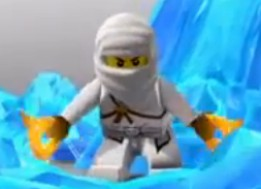 Zane - Ninjago