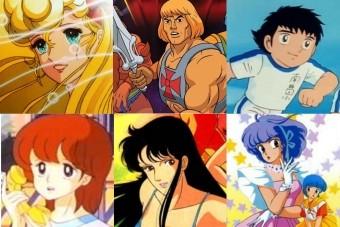 Cartoni animati degli anni 80