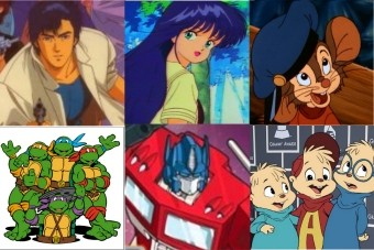 1987 dessins animés