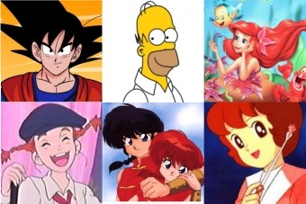 1989 dessins animés
