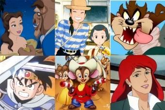 Cartoni animati degli anni 90