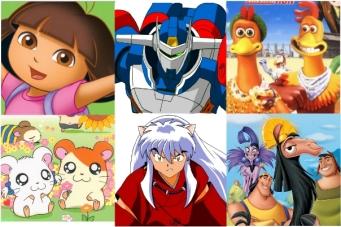 2000's cartoons