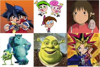List of cartoons of the year 2001