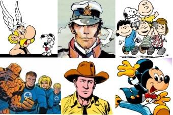 Personagens de banda desenhada