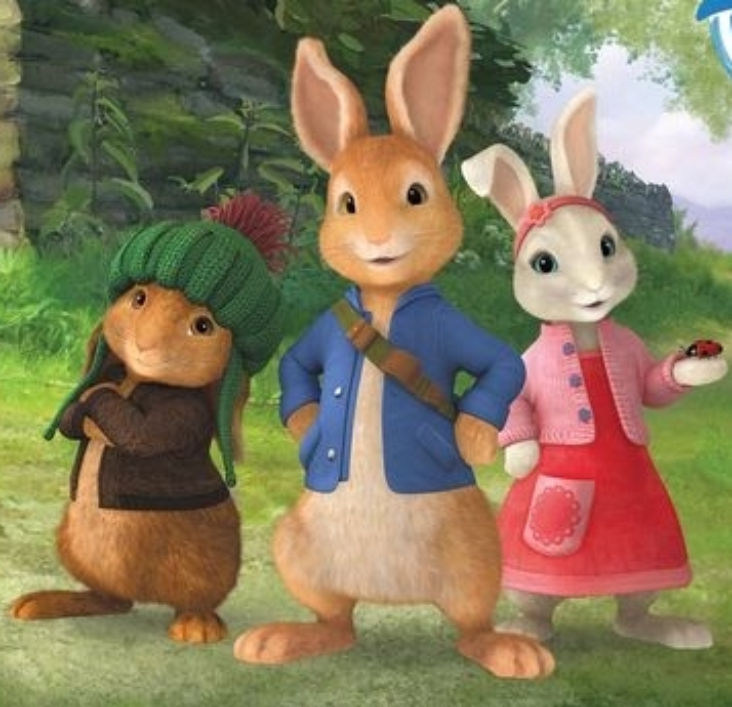 Peter Rabbit 3D