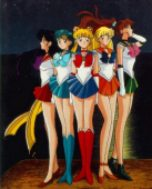 Las Sailor Moon