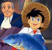 Sampei anni indietro anime cartoni animati animazione