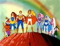 Super-heróis amigos de She Ra