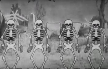 Cartoni animati degli anni 20 - La mickey danza ...