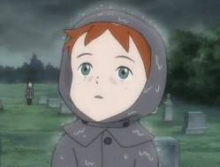 Sorridi piccola Anna