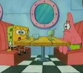 Spongebob and Patrik