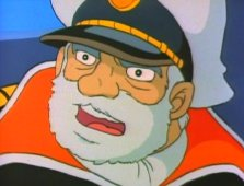 Star Blazers - Capitano Avatar