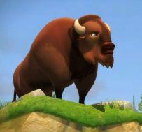 De wijze bizon Tatonka