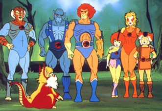 Thunder Cats on Thundercats