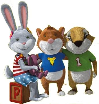 Topo Tip e i suoi amici