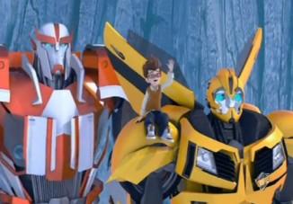 Transformatorer Prime