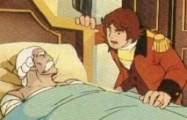 Robert e il conte De Vaudrel