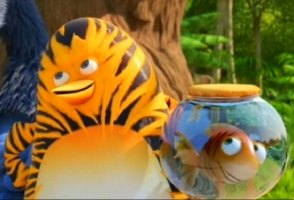 Jungle-leven: Maurice en Junior