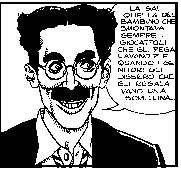 Groucho - Dylan Dog
