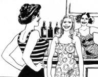 Madalena, Irene e Maria