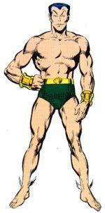 Sub-Mariner, prinssi Namor