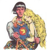 Príncipe Valiente y Aleta