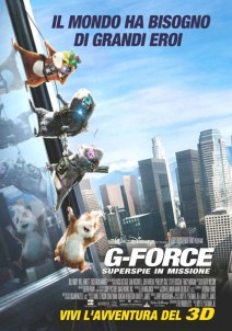 G-Force Superspie in missione