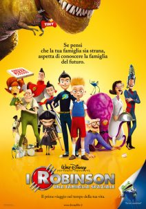 The Robinsons, a space family