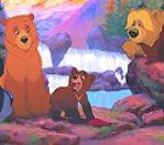 Koda bear brother