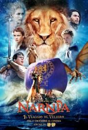 纳尼亚传奇:帆船之旅